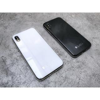 【iPhone XS/Xケース】SwitchEasy GLASS X ブラック iPhone XS/X_8