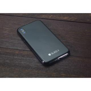 【iPhone XS/Xケース】SwitchEasy GLASS X ブラック iPhone XS/X_11