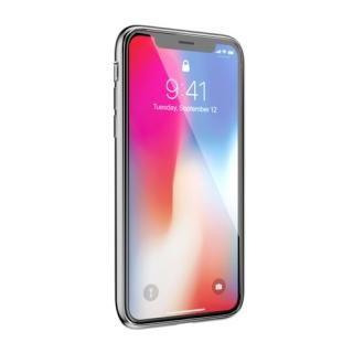 【iPhone XS/Xケース】SwitchEasy GLASS X ホワイト iPhone XS/X_1