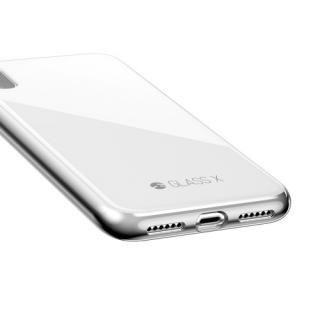 【iPhone XS/Xケース】SwitchEasy GLASS X ホワイト iPhone XS/X_5