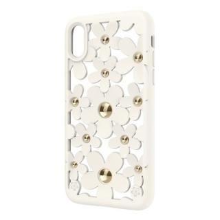 SwitchEasy Fleur ホワイト iPhone X