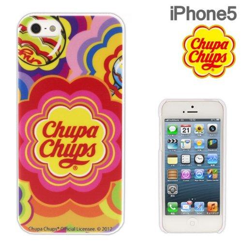 iPhone SE/5s/5 ケース iPhone5 チュッパチャプスケース(ロゴ)_0