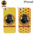 iPhone5 企業コラボ企画 ゴーゴーカレーハードケース(ロゴ/星)