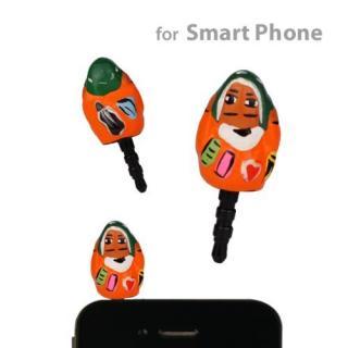 「PLUG APLI」TVで話題のエケコ人形(オレンジ)