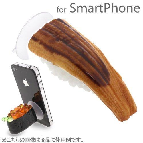 食品サンプルスマホスタンド お寿司・穴子 iPhone 5s/5c/5/4s/4/Android_0