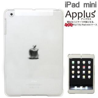 iPad mini/2/3Applusアップラスハードクリアケース(静物デッサン)