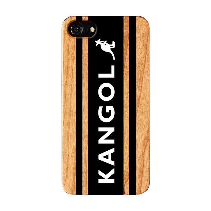 iPhone8/7/6s/6 ケース KANGOL カンゴール BOXLOGO BLK iPhone 8/7/6s/6_0
