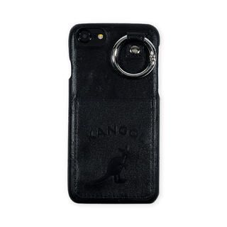 iPhone8/7/6s/6 ケース KANGOL カンゴール POCKET JETBLK iPhone 8/7/6s/6