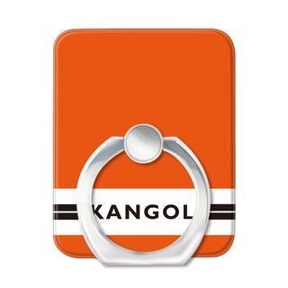 KANGOL カンゴール LINE ORG スマホリング iPhone落下防止リング【1月下旬】