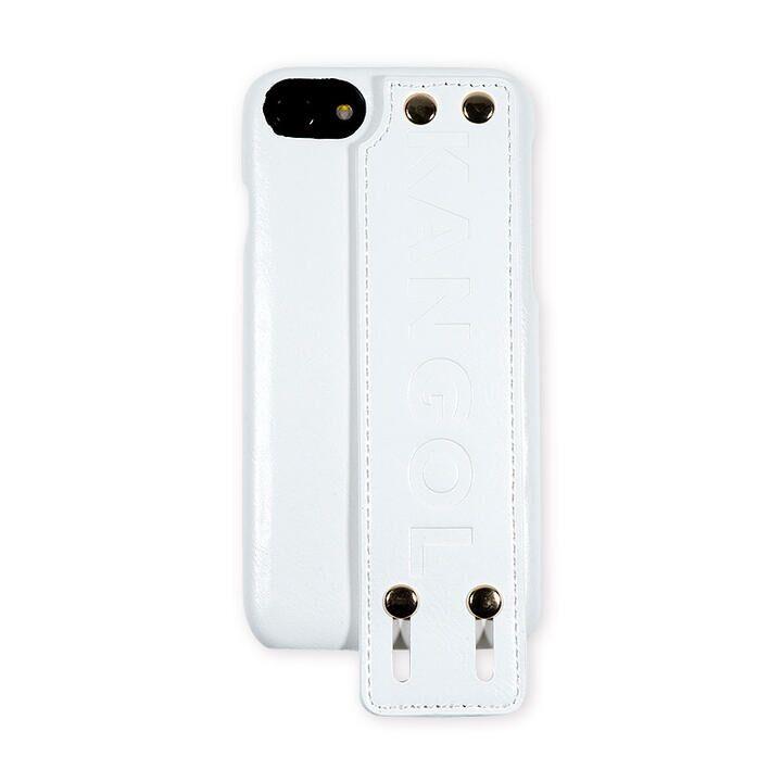 iPhone8/7/6s/6 ケース KANGOL カンゴール HANDLE WHT iPhone 8/7/6s/6【1月下旬】_0