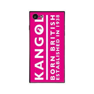 iPhone8/7 ケース KANGOL カンゴール BORN PNK iPhone 8/7【1月下旬】