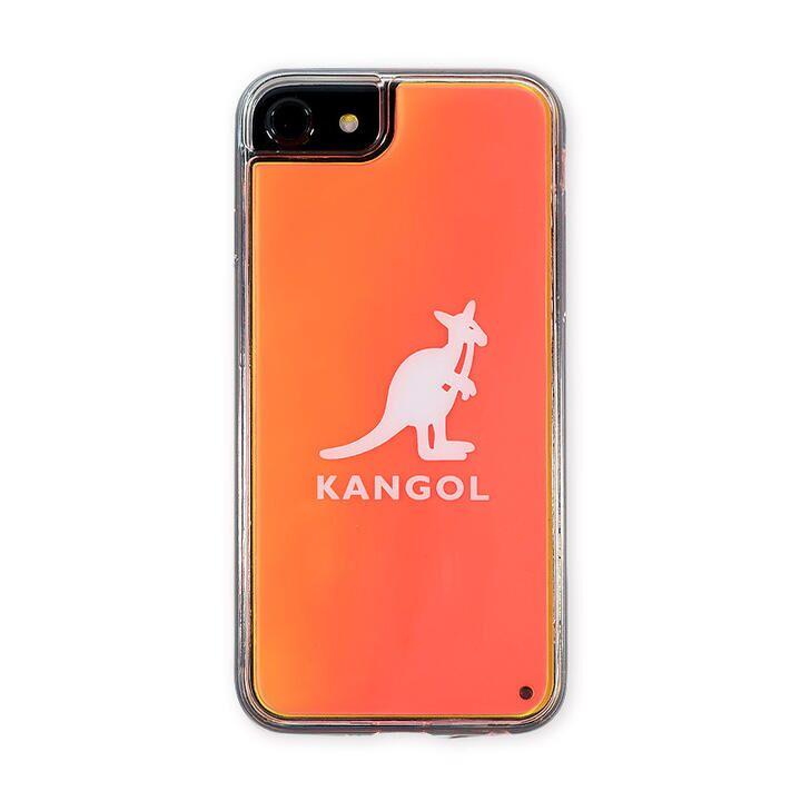 iPhone8/7/6s/6 ケース KANGOL カンゴール NEON SAND LOGO ORG iPhone 8/7/6s/6_0