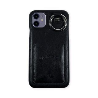 iPhone 11 ケース KANGOL カンゴール POCKET JETBLK iPhone 11