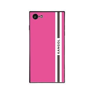 iPhone8/7 ケース KANGOL カンゴール LINE PNK iPhone 8/7【1月下旬】