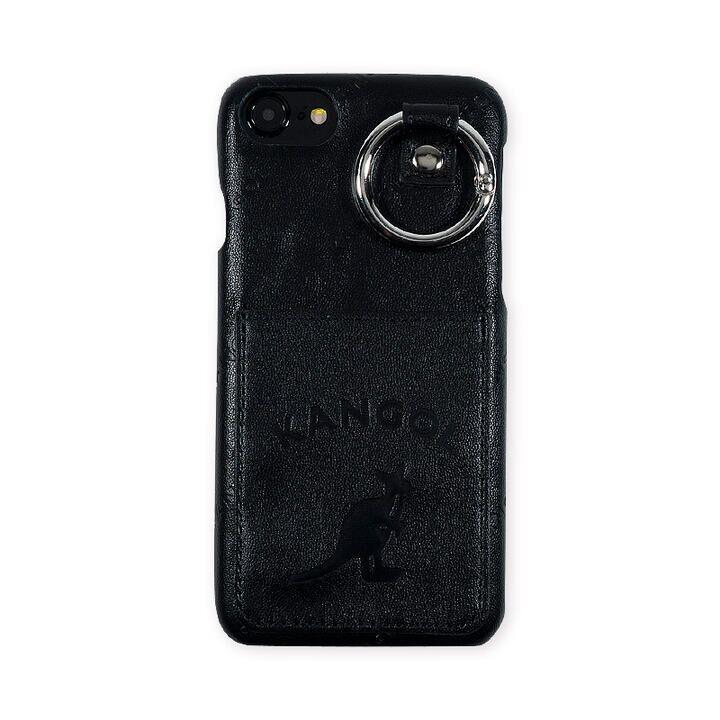 iPhone8/7/6s/6 ケース KANGOL カンゴール POCKET JETBLK iPhone 8/7/6s/6_0