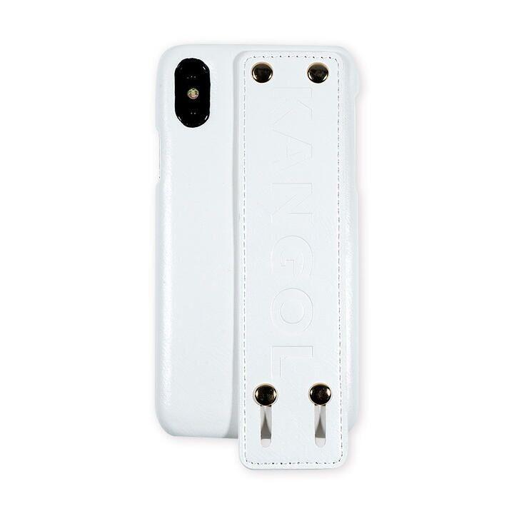 iPhone XS/X ケース KANGOL カンゴール HANDLE WHT iPhone XS/X_0