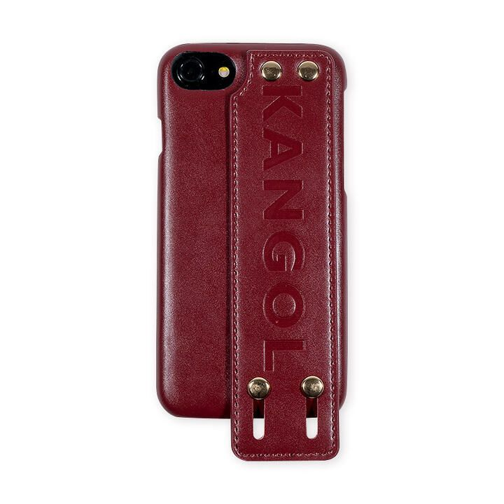iPhone8/7/6s/6 ケース KANGOL カンゴール HANDLE RED iPhone 8/7/6s/6_0