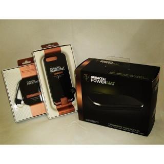ワイヤレス充電スターターセット Starting Kit (Black)