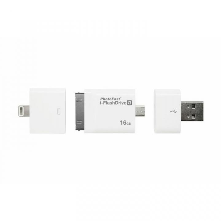 iFlashDrive-a 16G+ adapter 送料無料