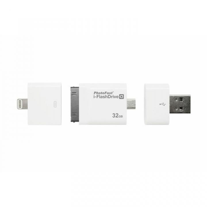 iFlashDrive-a 32G + adapter