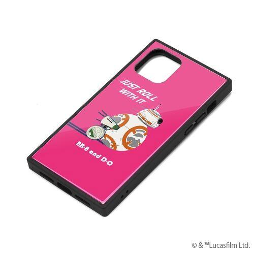 iPhone 11 Pro ケース ガラスハイブリッドケース BB-8 iPhone 11 Pro【8月下旬】_0