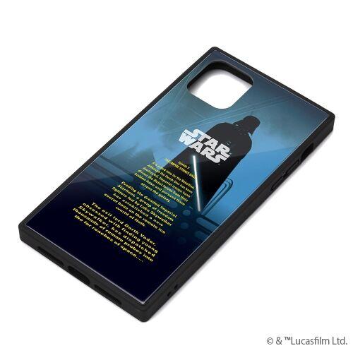 iPhone 11 Pro Max ケース ガラスハイブリッドケース ダース・ベイダー iPhone 11 Pro Max【7月中旬】_0