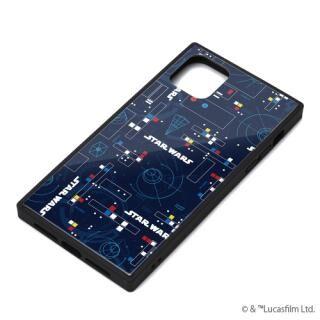 iPhone 11 Pro Max ケース ガラスハイブリッドケース パターン iPhone 11 Pro Max