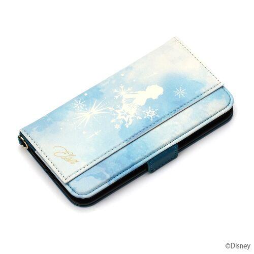 iPhone 11 Pro ケース ダブルフリップカバー エルサ iPhone 11 Pro【12月上旬】_0