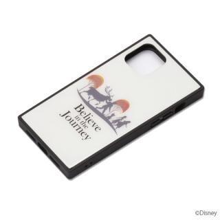 iPhone 11 Pro ケース ガラスハイブリッドケース アナと雪の女王2 iPhone 11 Pro