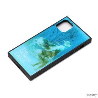iPhone 11 ケース ガラスハイブリッドケース エルサ iPhone 11