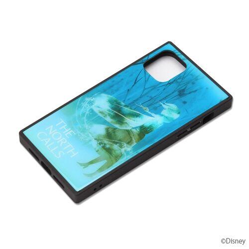 iPhone 11 Pro Max ケース ガラスハイブリッドケース エルサ iPhone 11 Pro Max_0