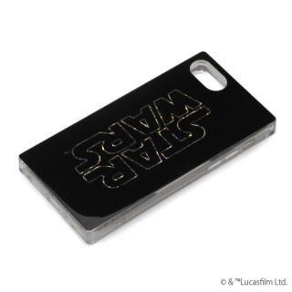 iPhone8/7/6s/6 ケース グリッターケース STAR WARSロゴ/ブラック iPhone 8/7/6s/6【1月下旬】