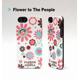 UN Uncommon Flower to the People iPhone SE/5s/5ケース