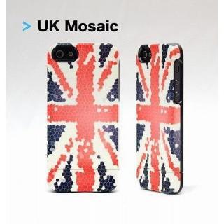 UN Uncommon UK Mosaic iPhone SE/5s/5ケース