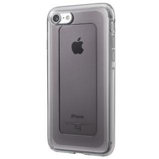 iPhone8/7 ケース GRAMAS COLORS GEMS ハイブリッドケース オニキスブラック iPhone 8/7