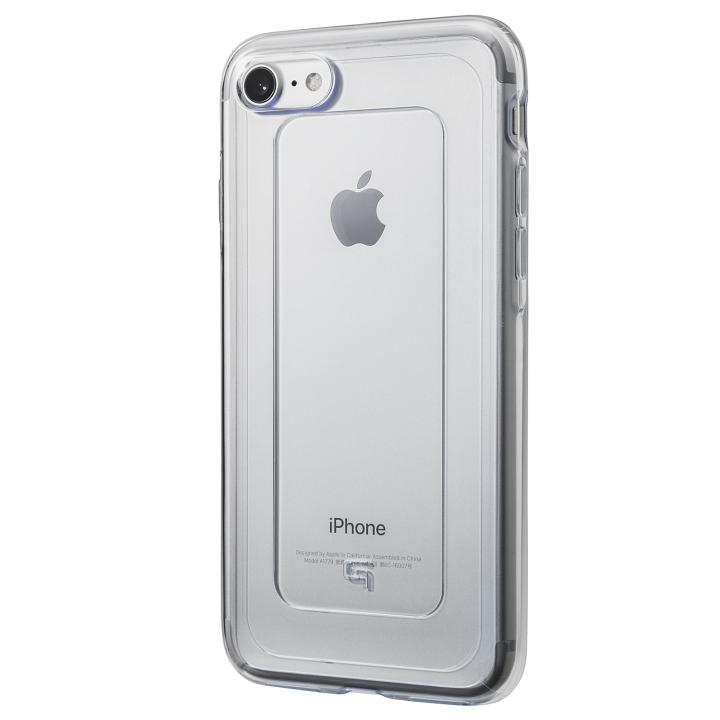 iPhone8/7 ケース GRAMAS COLORS GEMS ハイブリッドケース クリスタルクリア iPhone 8/7_0