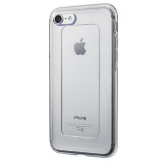 【iPhone8 ケース】GRAMAS COLORS GEMS ハイブリッドケース クリスタルクリア iPhone 8/7