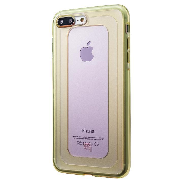 GRAMAS COLORS GEMS ハイブリッドケース ローズクォーツ iPhone 8 Plus/7 Plus