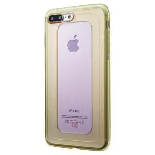 GRAMAS COLORS GEMS ハイブリッドケース ローズクォーツ iPhone 7 Plus