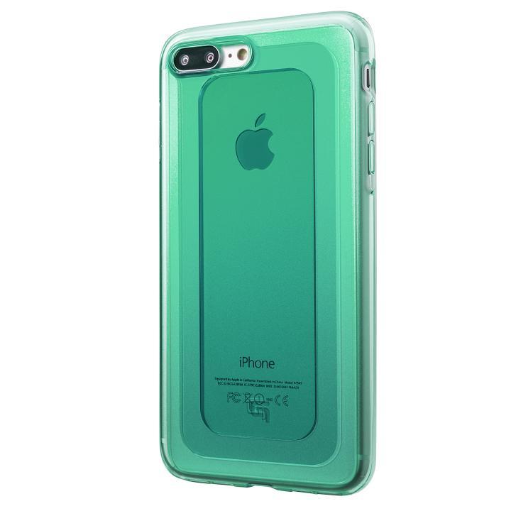 iPhone8 Plus/7 Plus ケース GRAMAS COLORS GEMS ハイブリッドケース エメラルドグリーン iPhone 8 Plus/7 Plus_0