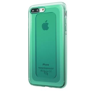 GRAMAS COLORS GEMS ハイブリッドケース エメラルドグリーン iPhone 8 Plus/7 Plus