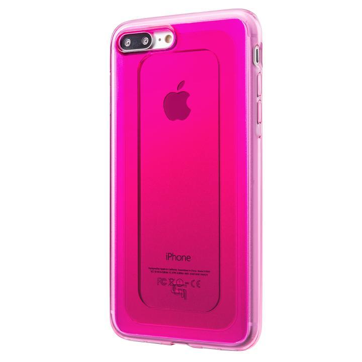 iPhone8 Plus/7 Plus ケース GRAMAS COLORS GEMS ハイブリッドケース ルビーピンク iPhone 8 Plus/7 Plus_0