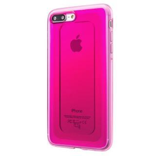 iPhone8 Plus/7 Plus ケース GRAMAS COLORS GEMS ハイブリッドケース ルビーピンク iPhone 8 Plus/7 Plus【6月上旬】