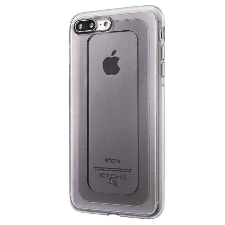 GRAMAS COLORS GEMS ハイブリッドケース オニキスブラック iPhone 8 Plus/7 Plus