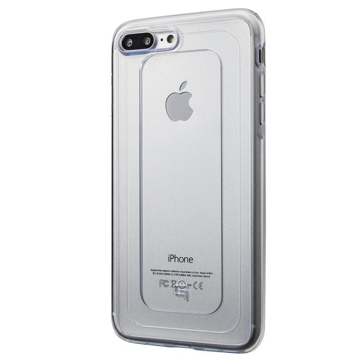GRAMAS COLORS GEMS ハイブリッドケース クリスタルクリア iPhone 7 Plus