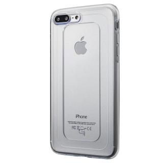 GRAMAS COLORS GEMS ハイブリッドケース クリスタルクリア iPhone 8 Plus/7 Plus