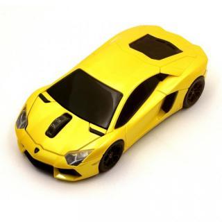 Lamborghini LP700 2.4G無線マウス 1750dpi イエロー