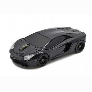 Lamborghini LP700 2.4G無線マウス 1750dpi ブラック
