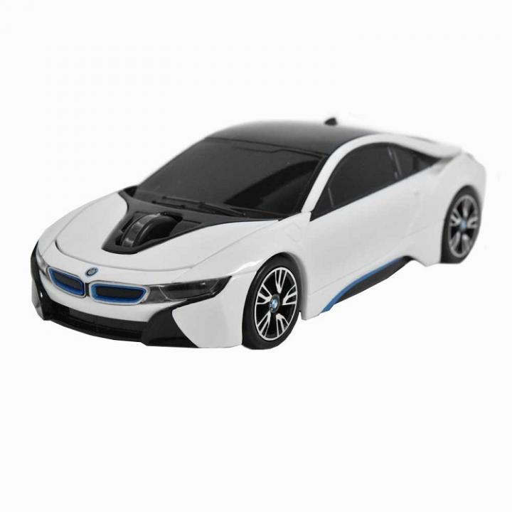 BMW i8シリーズ 無線カーマウス 2.4Ghz 1750dpi ホワイト_0