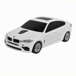 BMW X6シリーズ 無線カーマウス 2.4Ghz 1750dpi ホワイト